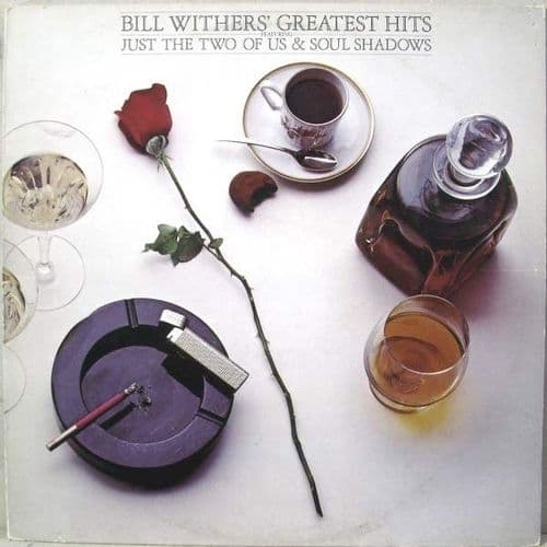 Bill Withers<br>Bill Withers' Greatest Hits<br>LP, Comp, RE, Orange